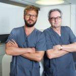 Zahnarzt Hartmann und Doktor Konrad